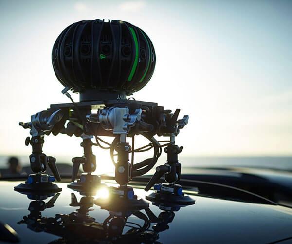 Jaunt 360 VR camera